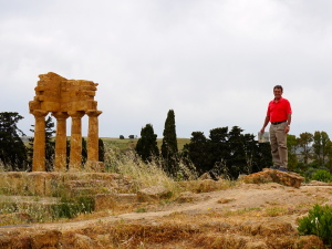 Agrigento Temple of Castor and Pollux