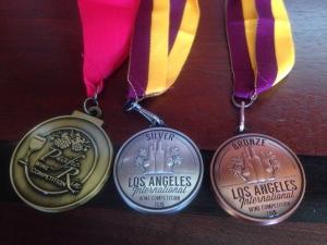 Enfold Gold Medals